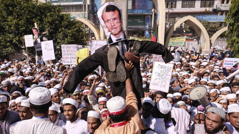 A Dacca, plus de 40'000 manifestants ont défilé selon des observateurs indépendants.