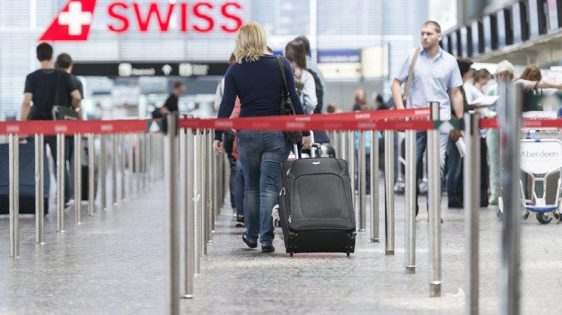 Transport aérien: Swiss s'apprête à finir l'année dans le rouge