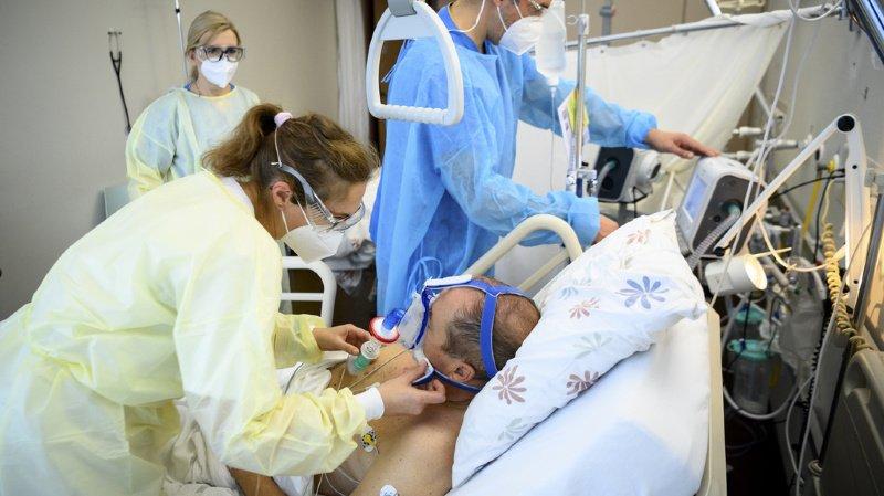 Coronavirus: les hôpitaux romands sont presque saturés