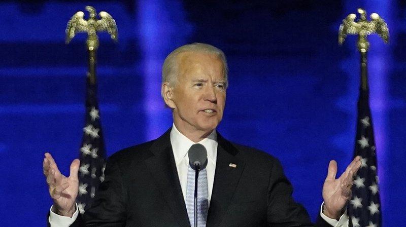 Présidentielle américaine: Biden veut être «un président qui rassemble et non pas qui divise»