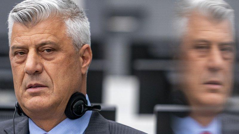 L'ex-président du Kosovo Hashim Thaçi plaide non coupable de crimes de guerre