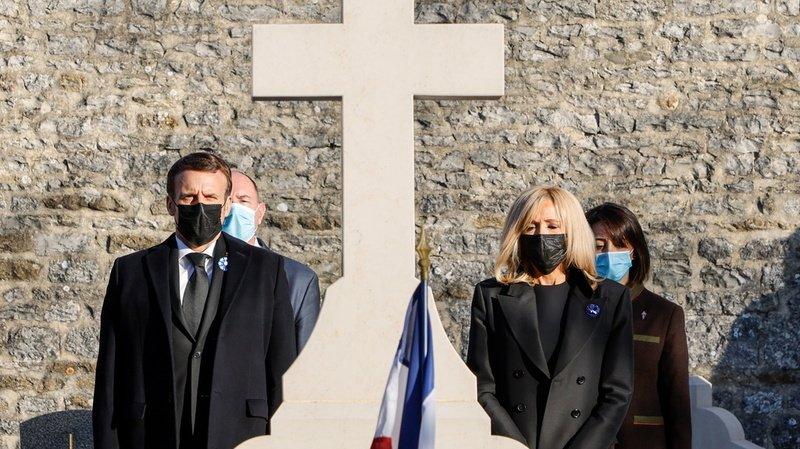 France: Emmanuel Macron en «pèlerinage» chez le général de Gaulle pour les 50 ans de sa mort