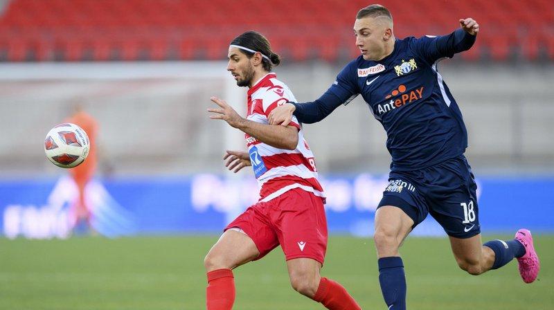 Super League: le FC Sion tenu en échec par Zurich