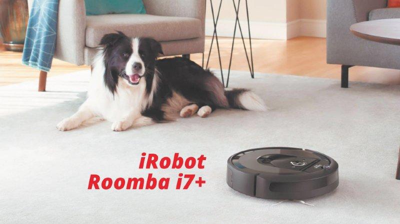 Concours : iRobot - Roomba i7+