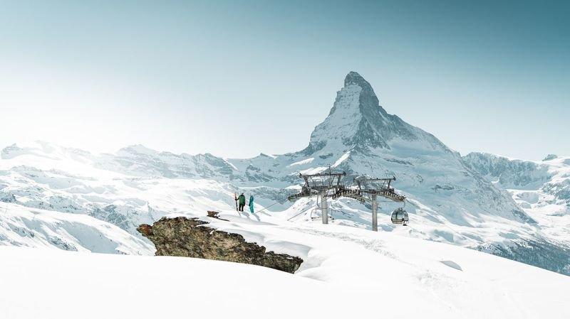Zermatt de nouveau sacré meilleur domaine skiable des Alpes