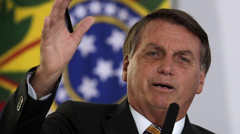 Brésil: mise en garde de Bolsonaro à Biden sur l'Amazonie