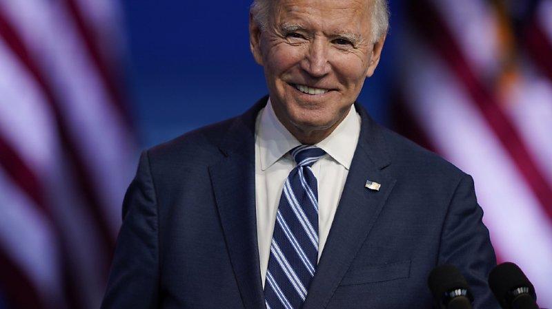 Présidentielle américaine: Joe Biden remporte l'Arizona et consolide sa victoire