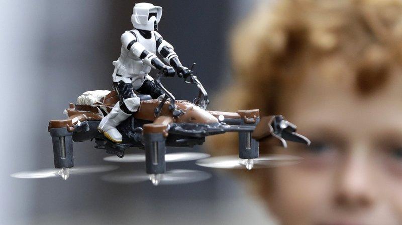 Cinéma: des jouets Stars Wars jetés à la poubelle valaient de l'or