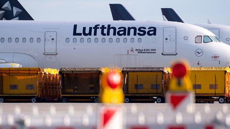 """""""Nous sommes déterminés à conserver au moins 100'000 des 130'000 postes du groupe"""", déclare le PDG de Lufthansa, Carsten Spohr (archives)."""