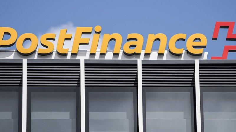 Postfinance entend supprimer 130 emplois à temps plein d'ici la fin 2021 (archives).
