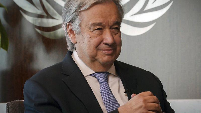 Les femmes sont sous-représentées dans les instances de pouvoir et les processus de paix, a dénoncé le secrétaire général de l'ONU Antonio Guterres (archives).
