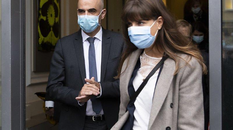 Coronavirus: Alain Berset prépare le terrain à de nouvelles mesures
