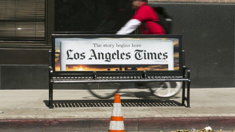 La chaîne de télévision ABC, le quotidien Los Angeles Times et la station Minnesota Public Radio devront fournir dans les sept jours la liste de leurs employés, de leurs biens immobiliers et de leurs opérations financières en Chine (ILLUSTRATION).