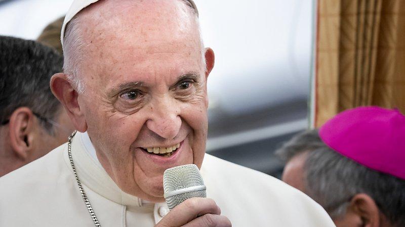Racisme: le pape reçoit des stars de la NBA
