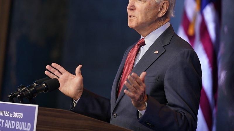 Présidentielle américaine: Trump sillonne l'Amérique, Biden vote dans son fief de Wilmington