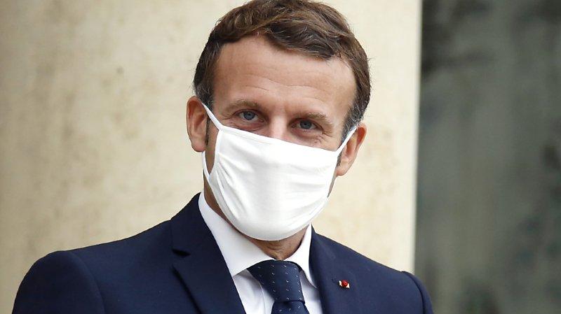 Coronavirus: reconfinement en France à partir de vendredi, écoles ouvertes