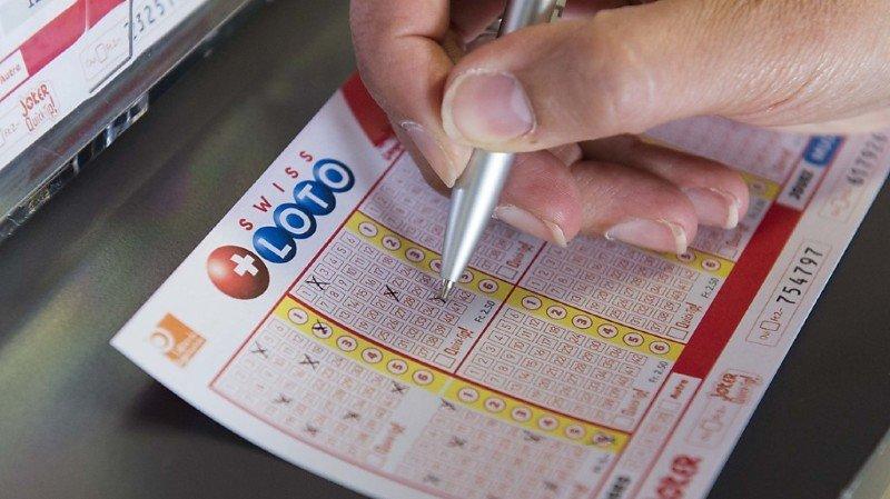 Loteries: le Swiss Loto fait deux nouveaux millionnaires