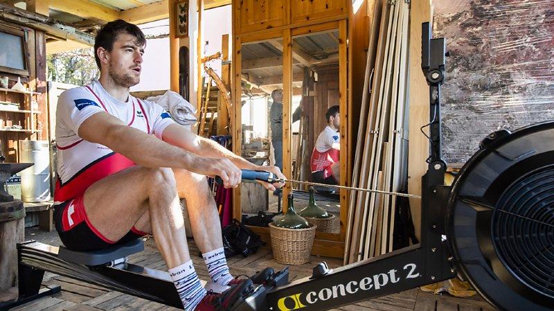Augustin Maillefer n'a plus envie de ramer en équipe nationale. Trop de choses lui ont déplu.