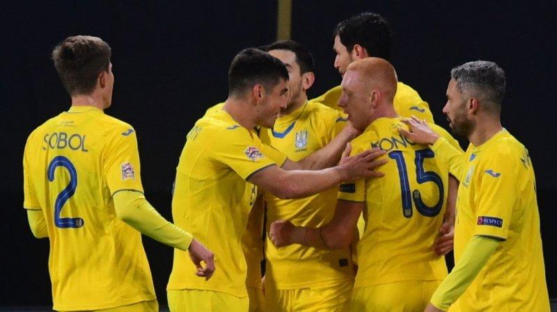 Football – Ligue des nations: tests négatifs pour les Ukrainiens, qui contre-attaquent