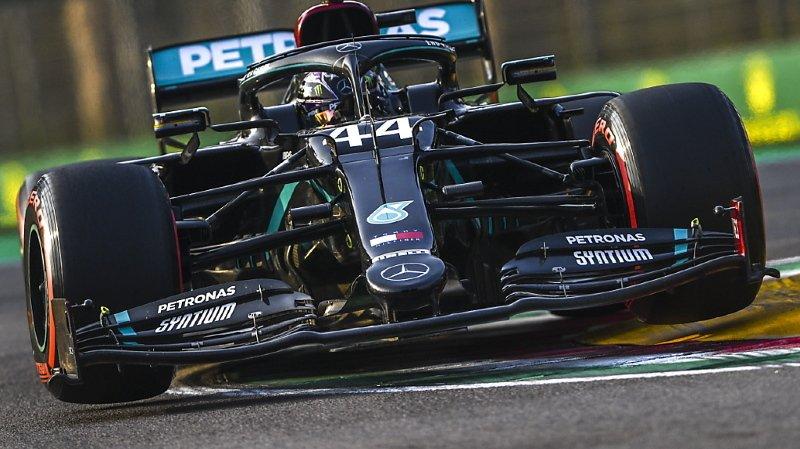 Lewis Hamilton et la F1 iront en Arabie saoudite l'an prochain.