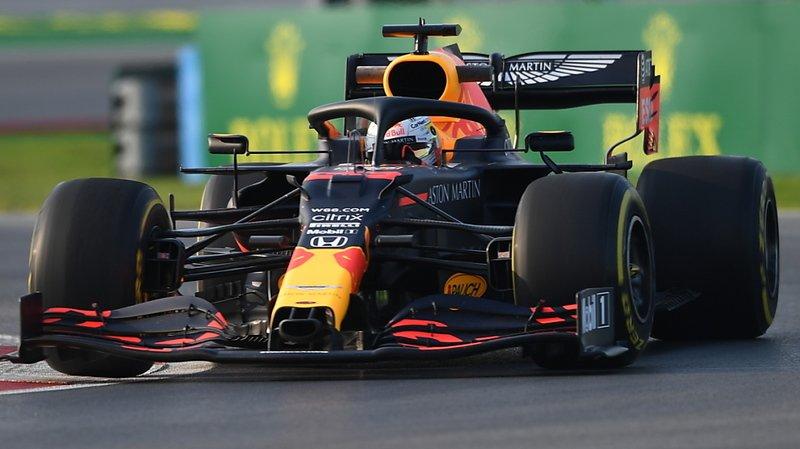 Verstappen a signé le meilleur temps des essais libres de vendredi.