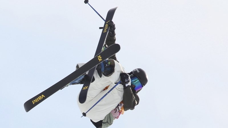 Andri Ragettli s'est imposé en slopestyle à Stubai