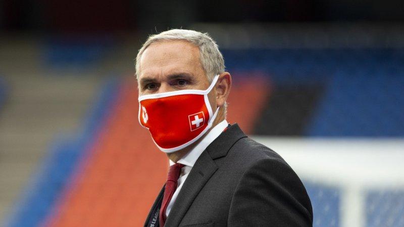 Football – Ligue des Nations: «nous étions dans une bonne dynamique» affirme Pierluigi Tami