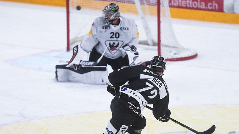 Hockey sur glace: Fribourg s'incline mais ramène un point du Tessin