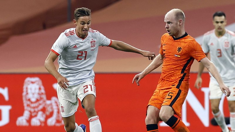 Espagne et Pays-Bas ont fait match nul 1-1 à Amsterdam.