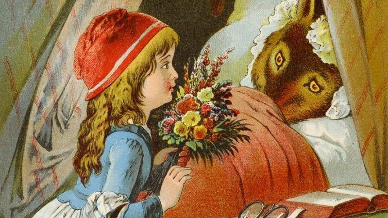 Parmi les classiques à (re)découvrir, le conte Le Petit Chaperon Rouge.