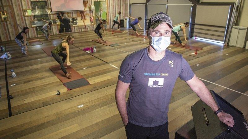 Coronavirus: en Valais, les fitness restent fermés, mais certaines activités y sont possibles