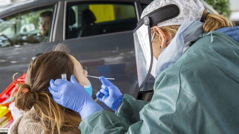 Coronavirus: un laboratoire valaisan au cœur de la deuxième vague