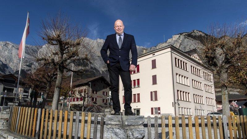 Présidence de Chamoson: huit ans plus tard, Claude Crittin creuse l'écart