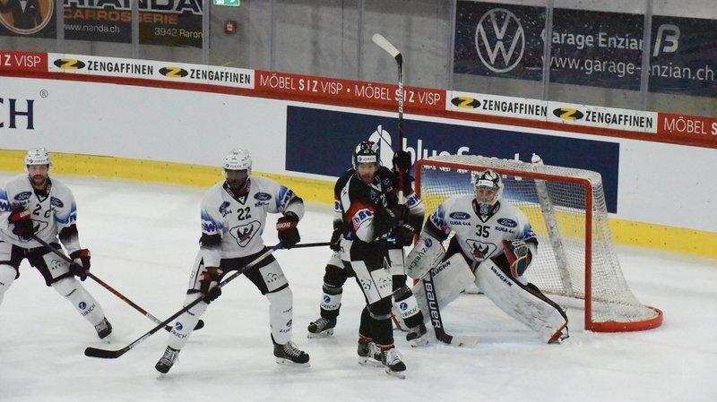 Malgré son revers contre Gottéron (1-4) en Coupe suisse, le HC Viège nouveau a fait son boulot