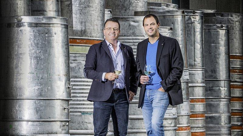 Razzia valaisanne sur le Grand Prix du vin suisse 2020