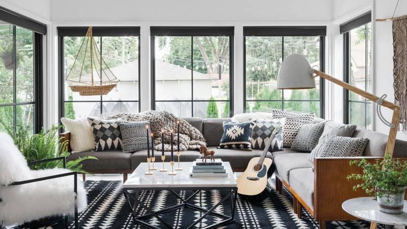 Comment aménager un salon cosy?