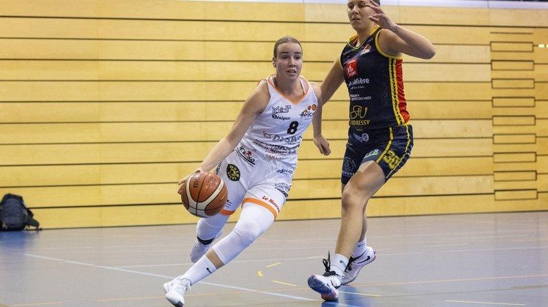 L'intensité d'Hélios Basket fait craquer le BBC Troistorrents