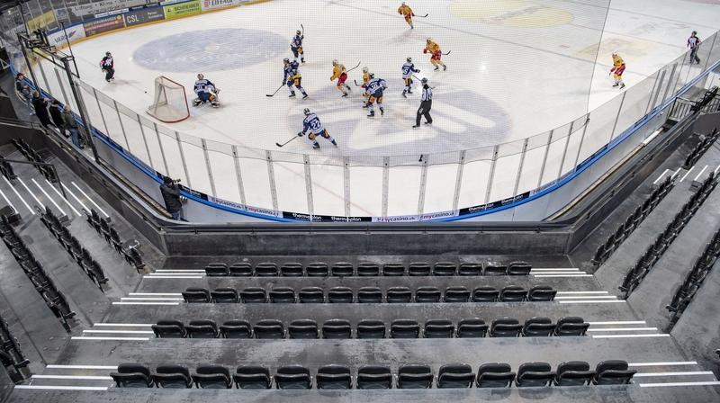 Covid-19: le sport professionnel se poursuivra à huis clos dans tout le pays