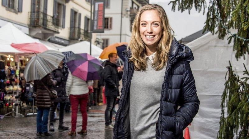 Monthey: non réélue, Laude-Camille Chanton paie pour avoir osé parler