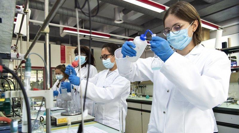 Valais: avec 395 étudiants, la Haute Ecole d'Ingénierie bat tous les records