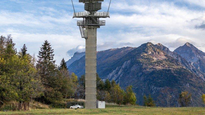 Radar de sécurité aérienne à Ravoire: pas d'oppositions supplémentaires au projet du DDPS