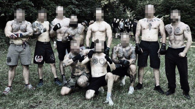 Un violent groupuscule néonazi se développe en Valais
