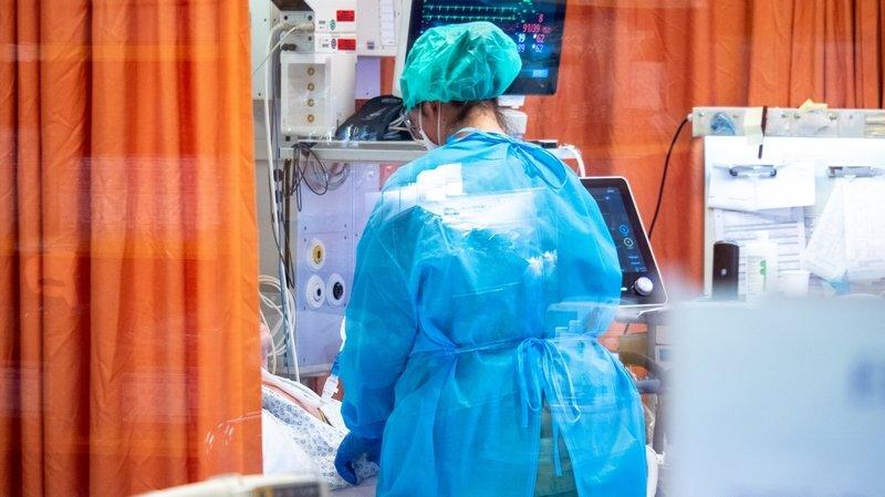 Coronavirus: le moral du personnel soignant mis à rude épreuve