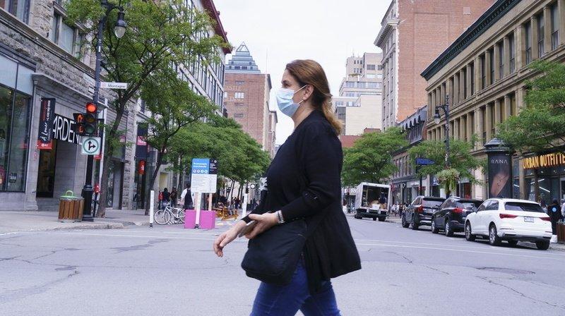 """Coronavirus: le Québec prolonge """"l'alerte rouge"""" de quatre semaines"""