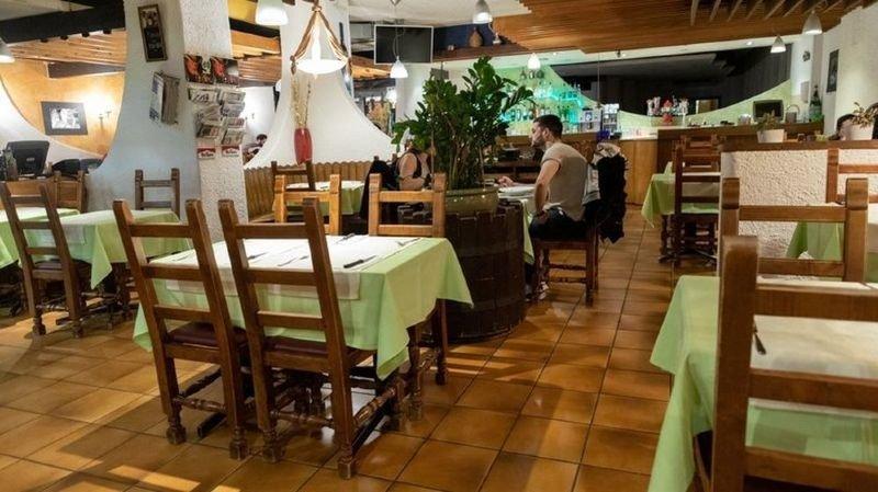 Coronavirus: les restaurateurs appellent à l'aide en Valais