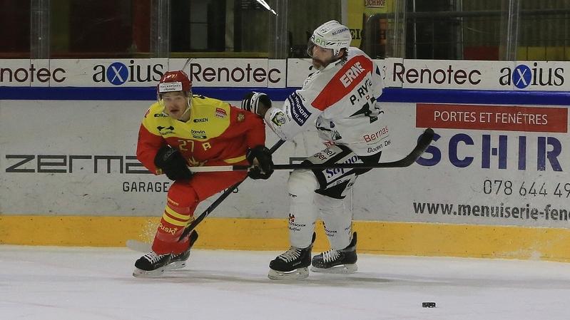Hockey: le HC Sierre à court de rythme face à Olten