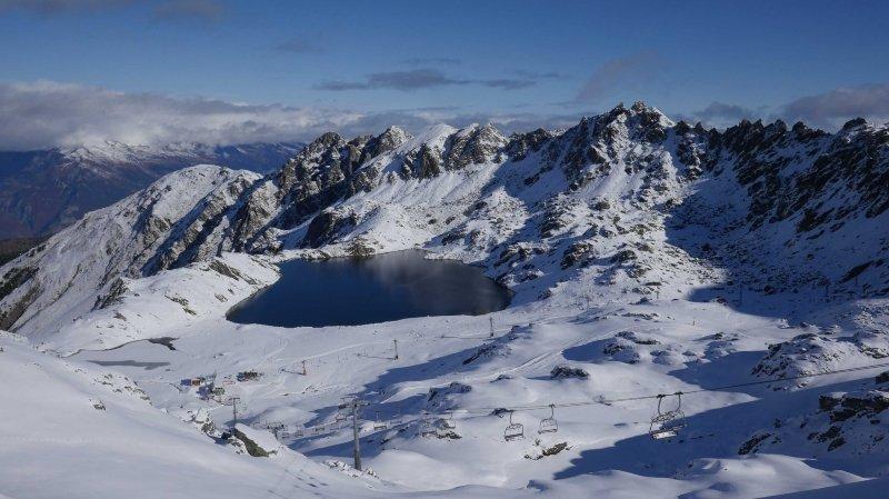 Verbier: les pistes du Lac des Vaux ouvrent ce vendredi