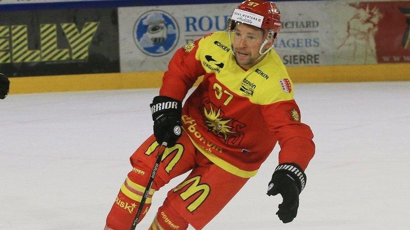 Hockey sur glace: «Sans le Covid, nous aurions joué ce derby dans une patinoire pleine», Tomas Dolana avant Sierre-Viège