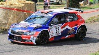 Le pilote de rallye Jonathan Michellod a remplacé le Valais par la Toscane