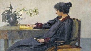 Musée Jenisch: une exposition consacrée à Marguerite Burnat-Provins
